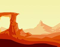 Desert : Illustration #5