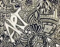 ART work drawing