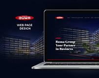 Web Design & Print - Buma Group
