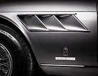 Ferrari 330 gtc: Detail