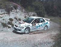Luis Perez Companc - Argentino de Rally 2005