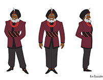 Various character designs/Figure drawings