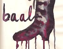 BAAL | poster design