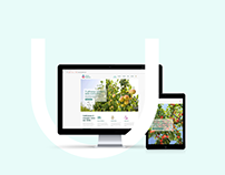 Terre Sabine | UX/UI DESIGN