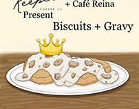 Biscuits and Gravy Pop-Up