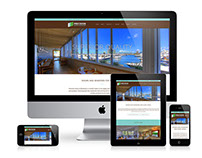Precision Doors & Windows website refresh