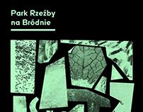 Bródno Sculpture Park 2019 /Visual identyty
