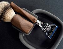 Shaving Set / Wet Shave / Rasierset / Nassrasur