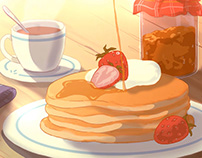 Breakfast: Short Animation