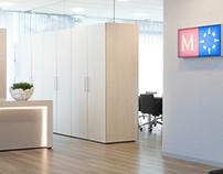 2016: Office Mazars Utrecht by M+R