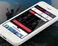 Mobile App Mundo Joven — UX UI designer