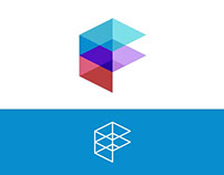 Fortified Data Logo Design and Branding