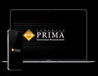 Ceramica Prima - UI&UX
