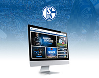 FC Schalke 04 | Shop Relaunch
