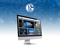 FC Schalke 04 | Shop Relaunch