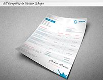 Viridx Business Invoice