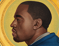Kanye West, The Life of Pablo for Rolling Stone