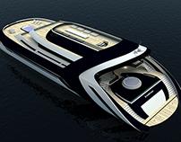 DreamScape Super Yahct Design