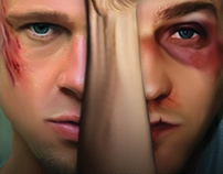 Fight Club (Movie Poster)