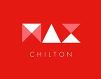 Max Chilton - Motorsport Branding