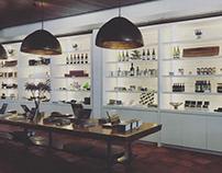 Product design for Klein Constantia Wine farm