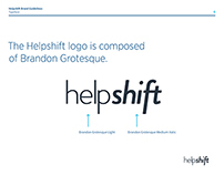 Helpshift // Brand Guidelines