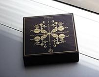 Codekey Cookies x Wang Yue Mooncake | Packaging Design