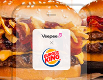 Carte Rose à Burger King