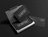 WEYDE³ Branding