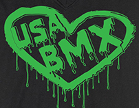 USABMX Bleeding Heart