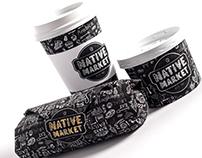 BRAND: Native Market Coffee Shop