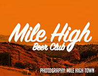 Photography: Mile High Beer Club