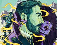 Editorial Illustrations - 2015