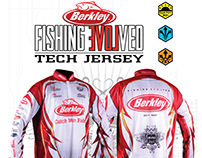 Berkley Fishing Evolved - Performance Tech Jersey
