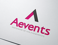 Logo - Aevents