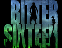 'Bitter Sixteen' book cover