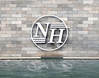 Nerissa Hotel Logo Design