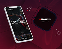 ITsport.tech Website