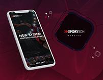ITsport.tech Website