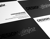 Design Ninjaz - Spot UV Business Cards