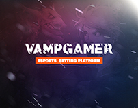 VampGamer | eSports betting platform for Gamers