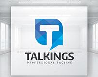Talkings Logo
