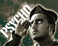 Psycho Concept Cover & Poster