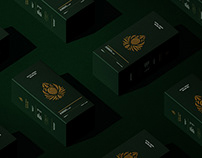 SAFWAT ALJOUF - Olive Oil Branding
