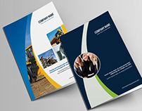 Multipurpose Bi-fold Brochure Vol-11