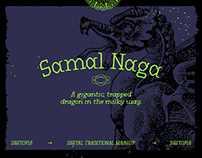 Digitopia / Digital Traditional Typeface