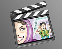 """""""Clean & National"""" TV Commercial Storyboards"""