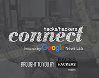 Hacks Hackers Connect Event