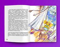 Asya & Osya: book illustrtaion