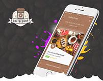 Coffeeshop App